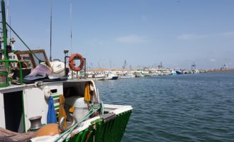El Consell y las federaciones provinciales de cofradías de pescadores colaboran para la retirada de residuos sólidos del mar