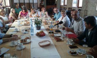 La Diputació destinarà 800.000 euros a l'eliminació dels dos punts negres més conflictius de la carretera entre Riba-roja i L'Eliana