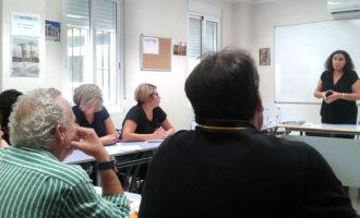 La concejalía de Empleo y Comercio cede sus instalaciones para la formación de los comerciantes locales