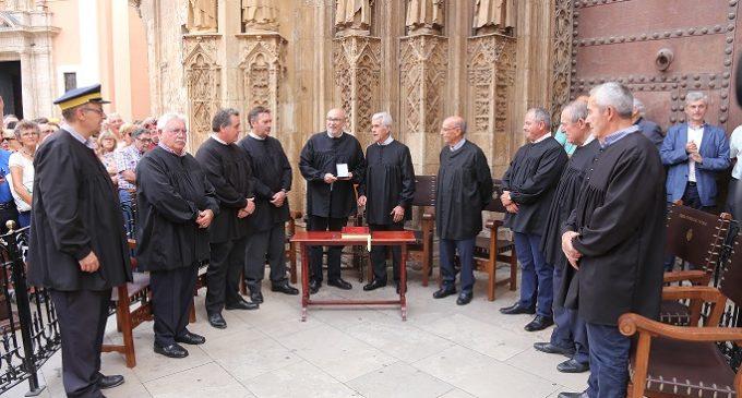 Alcaraz: 'El Tribunal de les Aigües és la història del poble valencià pel seu passat, el seu present i el seu futur'