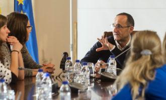 La Diputació de València presenta el projecte Life Libernitrates davant la Comissió Europea