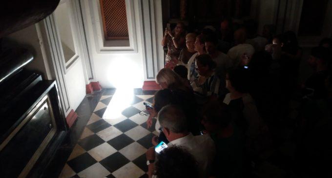 La Biblioteca Valenciana celebra la Jornada de Portes Obertes amb centenars de visitants