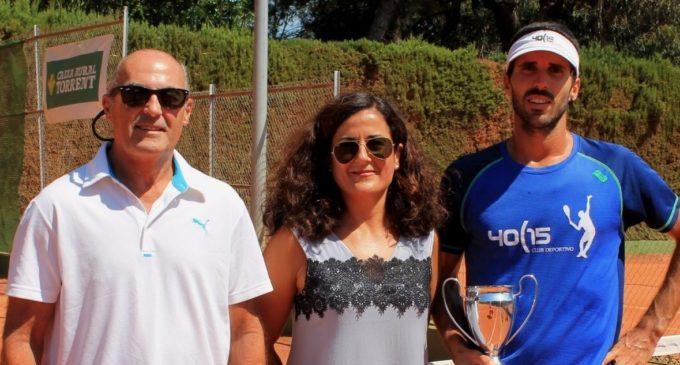 Sergio Gutiérrez s'adjudica en 6-2/6-2 la final de Open de Tennis Santa Apolonia