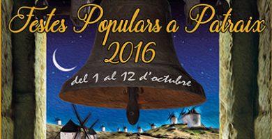 Se acercan las Fiestas Populares de Patraix 2016