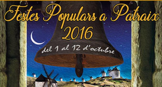 S'acosten les Festes Populars de Patraix 2016