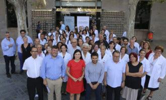 Els 3.000 alumnes dels 47 Centres d'Educació Especial tindran aquest curs escolar un professional d'infermeria de referència