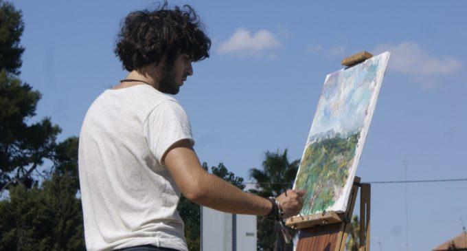 Godella s'omplirà de pintors dissabte amb motiu del XIIIé Concurs de Pintura Ràpida