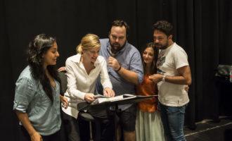 Les Arts acull els primers assajos de 'L'elisir d'amore', de Donizetti