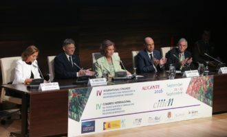 Puig reafirma el compromís del Consell amb la recerca científica en la lluita contra les malalties neurodegenerativas