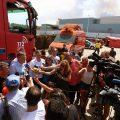 Puig: 'L'incendi de Xàbia és un fet dramàtic i un acte de terrorisme mediambiental'