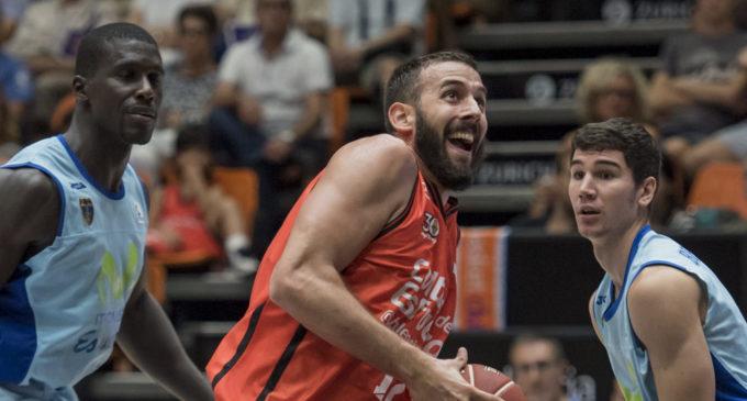 Ja a la venda les entrada per al València Basket-Reial Madrid