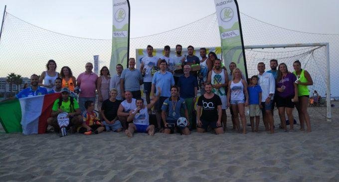 Alboraia, centre del tennis platja de la Comunitat Valenciana
