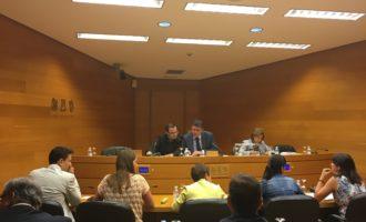 Les Corts constitueixen la comissió d'investigació sobre les activitat de l'empresa pública CIEGSA
