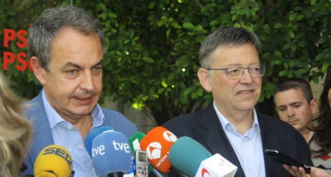 """Ximo Puig: """"No podem instal·lar-nos en el conservadorisme, cal estar en debat permanent"""""""