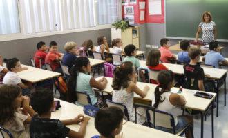 Escola Valenciana insta el Govern espanyol a derogar la LOMCE i obrir el diàleg amb la comunitat educativa