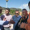 Jorge Rodríguez autoritza enviar cinc brigades de Divalterra a l'incendi de Benitatxell