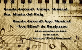 L'Agrupació Musical Les Sitges estrena setembre amb un concert de la Banda Juvenil
