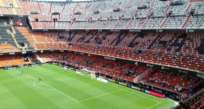 Minut a minut: Valencia CF vs Real Betis