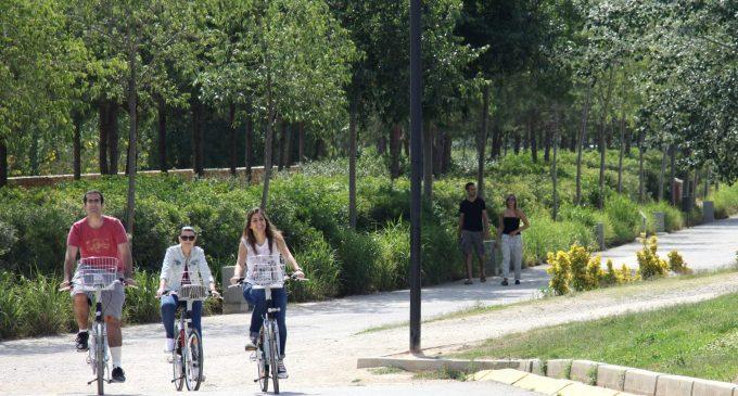 València per davant de Barcelona o Madrid en matèria de mobilitat sostenible