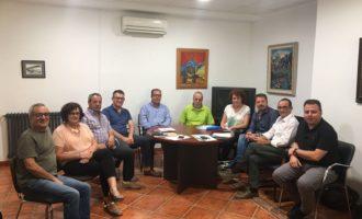 Vallada, Moixent, Montesa, Font de la Figuera, Alcudia i Canals aposten per la conversió en zones de viandants dels seus centres històrics