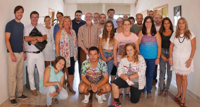 """Pactem Nord posa en funcionament la segona edició del curs d' """"Atenció al client i vendes"""" en el municipi d'Alboraia"""