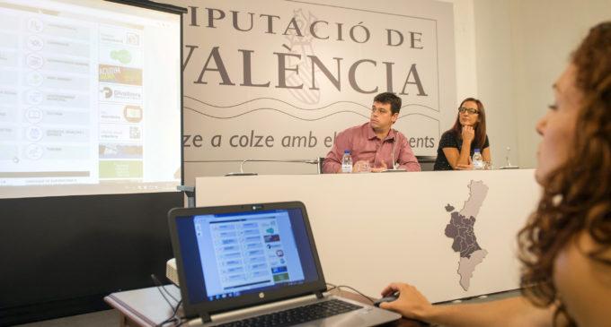 La Diputació canvia la imatge web per a potenciar l'accés de la ciutadania i ajuntaments als seus serveis