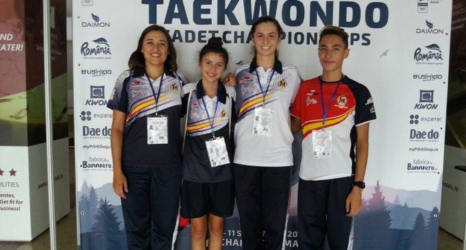 El Taekwondo valencià es queda sense medalles a Bucarest