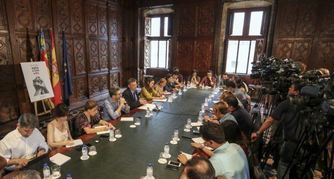 'Tots a una veu' és el nou 'claim' amb el qual la Generalitat pretén donar visibilitat a la Comunitat