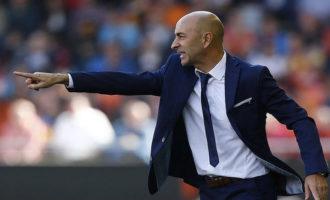 Valencia CF, 4 entrenadors en un any