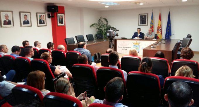 La Conselleria formarà a alcaldes, regidors i funcionaris de la Vega Baixa en matèria de transparència i bon govern