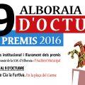 Alboraia es prepara per a la vuitena edició dels Premis 9 d'Octubre