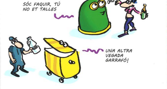 """""""València-neta"""", la nova campanya municipal dirigida a conscienciar la ciutadania sobre la necessitat de mantindre neta la ciutat"""