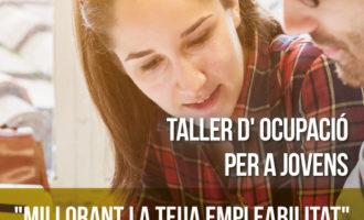 L'Ajuntament d'Alboraia presenta un taller per a recolzar als joves aturats de la localitat