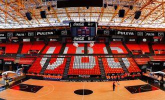 La nova casa del València Basket tindrà una capacitat per a 15.100 espectadors