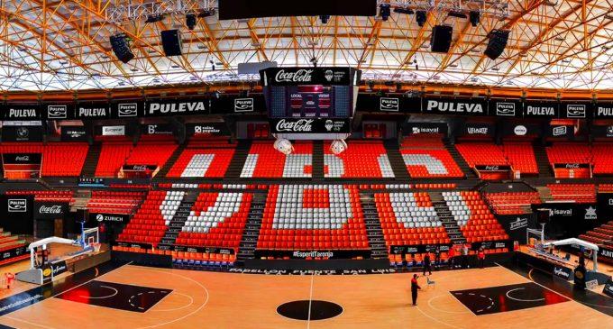 La nueva casa del Valencia Basket tendrá una capacidad para 15.100 espectadores
