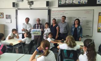 Un niño de Alboraya finalista del Concurso convocado con motivo del Día Mundial del Agua