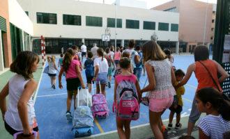 El curso 2016-2017 empieza en Paiporta con el estreno del CEIP Rosa Serrano como acontecimiento más destacado