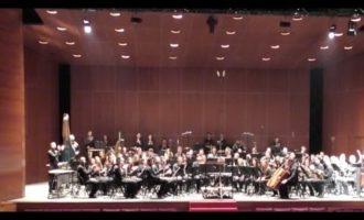 La Asociación Banda de Música de Calasparra, guanyadora de la II edició del Certamen de Bandes de música de la Vila de Catarroja
