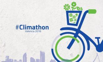 València se suma hui a la lluita contra el canvi climàtic amb el concurs d'idees Climathon