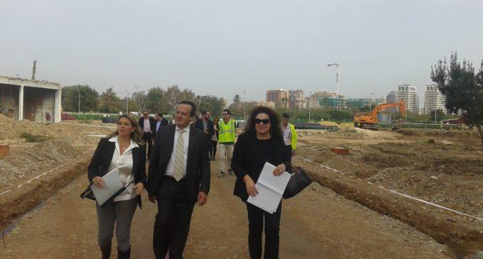 Comencem les obres d'urbanització del PAI de Músic Chapí, amb una inversió de 2,7 milions d'euros