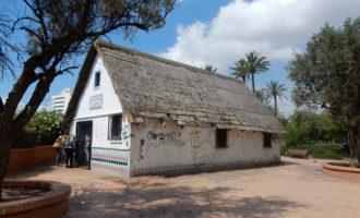 L'Ajuntament intervindrà en la barraca de Vicentet i Rafaelet per consolidar-la i evitar-ne el deteriorament