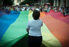"""Lambda: """"Les persones trans (binàries i no binàries) estem fartes de ser ciutadania de segona i reclamem igualtat real"""""""