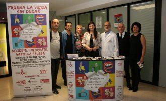 Carmen Montón insiste en la importancia de la prueba VIH como medida fundamental para evitar nuevas infecciones
