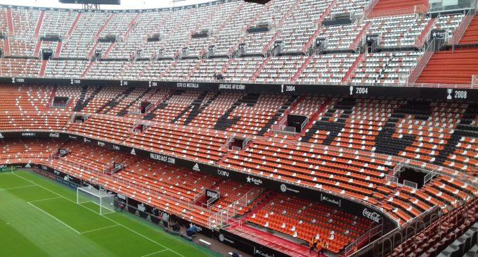 El València comunica dos casos positius després de les proves abans de començar la pretemporada