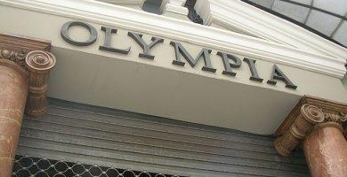 El Teatro Olympia despide el año con espectáculos musicales y de humor
