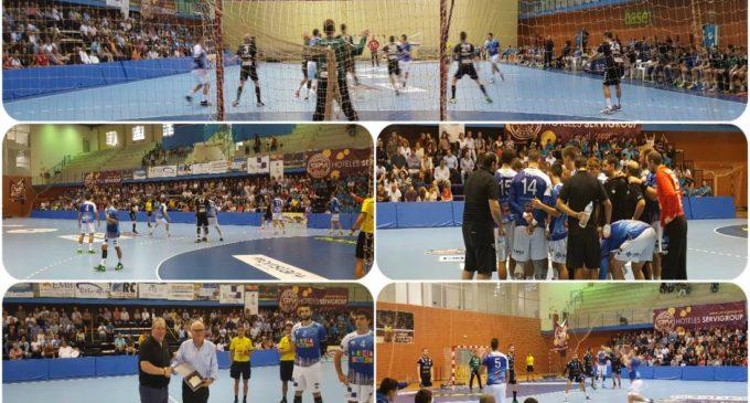 L'Handbol Benidorm suma els seus primers punts en la lliga Asobal