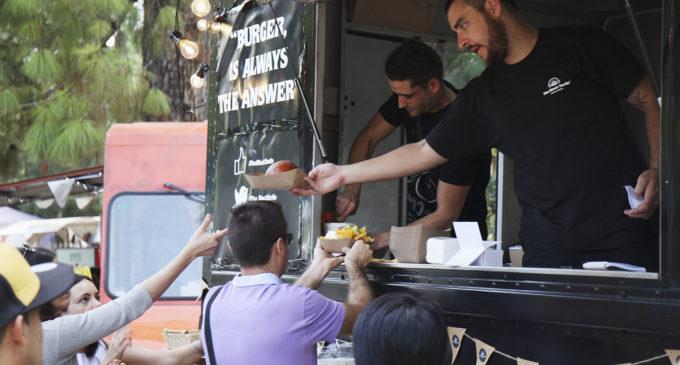 La Food Truck valenciana The Black Turtle, Premi al Millor Maridatge amb cervesa en el Amstel València Market