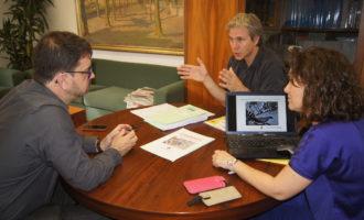 L'Àrea de Cooperació Municipal col·labora amb Corbera en la construcció d'un pavelló cobert