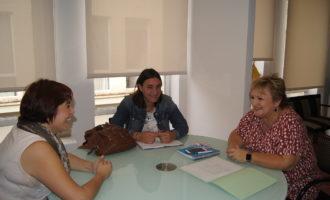 La Diputació de València col·laborarà amb Fademur per a millorar la situació de les dones en les zones rurals