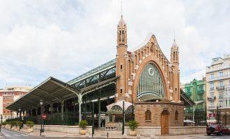 El Mercat de Colón celebra el seu 100 aniversari amb magnificència